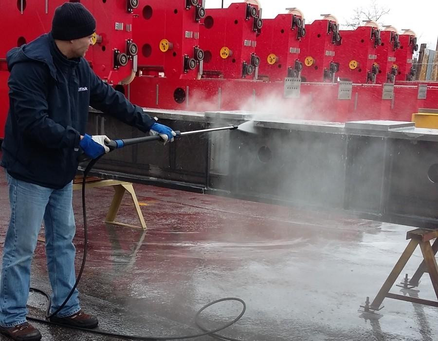 эффективность моющего средства INCONTTECH